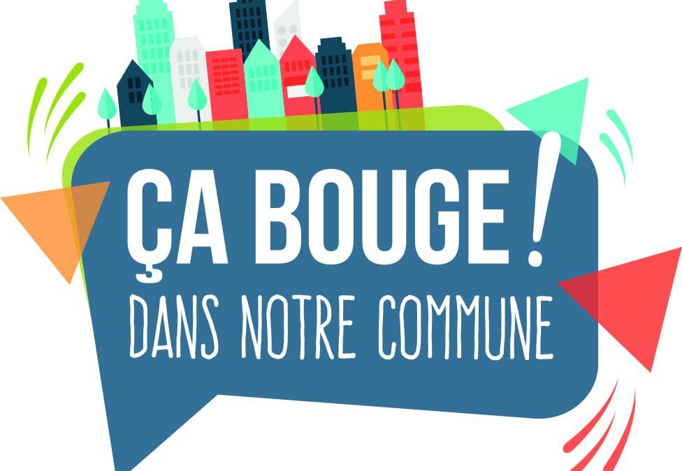 """Intervision """"Ca bouge dans notre commune"""" du 12 décembre 2019 à Mons"""